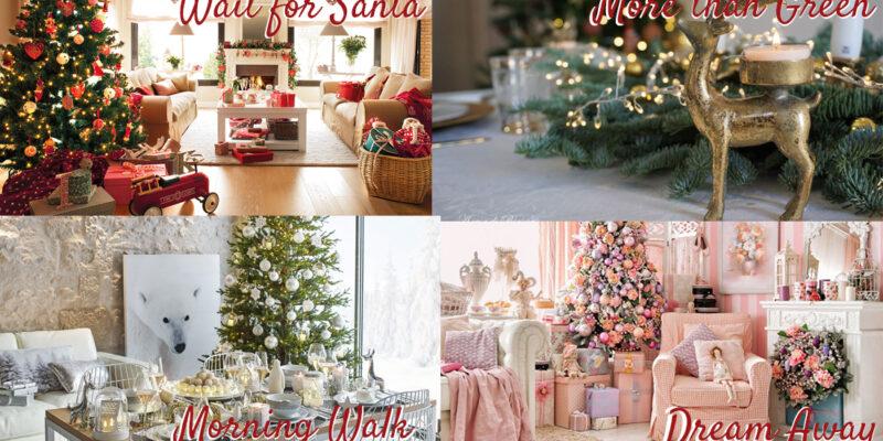 Tendenze Casa & Decor Natale 2019