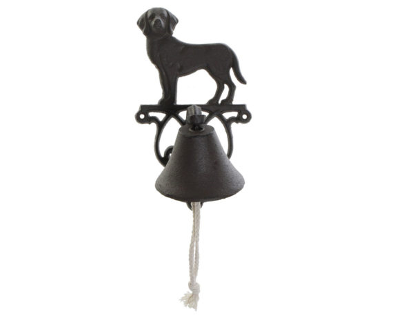 Campana Decorativa Per Parete Animali Ghisa