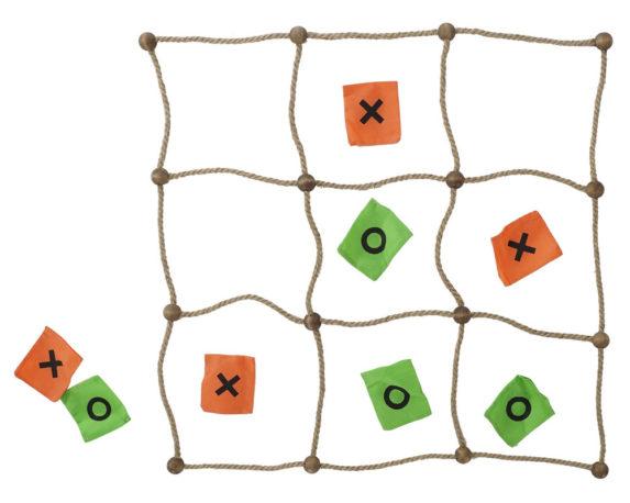 Gioco 0-x Legno Per Bambini