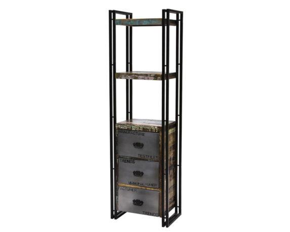 Mobiletto Colonna Jorden Recycle
