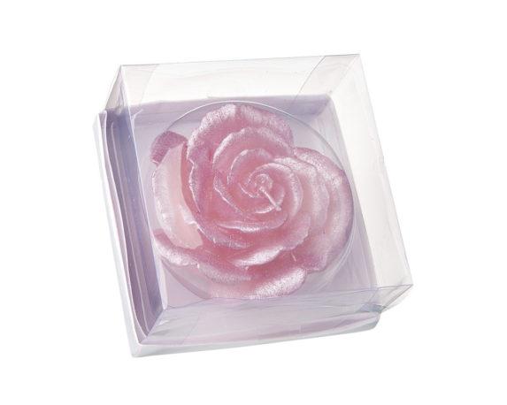 Candela Rosa D10 Cm