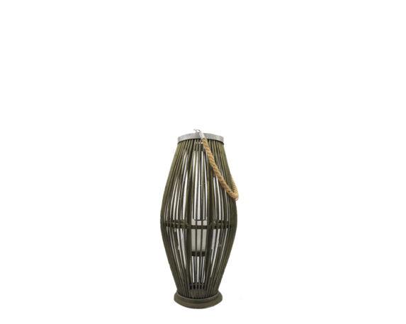 Lanterna Bamboo Small Verde