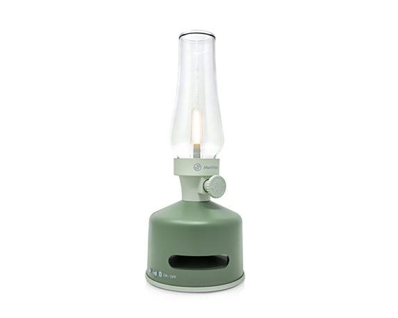 Lanterna Led C-speaker Garden House
