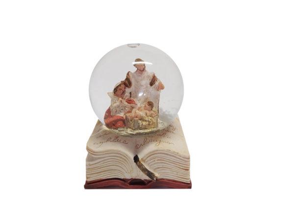 Waterball NativitÀ Linea Libro 45mm